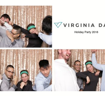 Company Party Photo Booth for Rent NYC